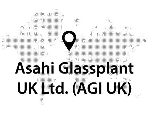 Asahi Glassplant UK Ltd. を設立しました